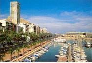 Alicante, Rutas por la ciudad  Wp154e1d51_05